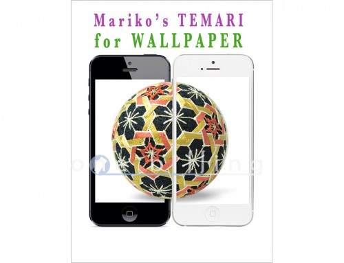 Mariko's TEMARI for WALLPAPER